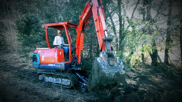 jonny excavator