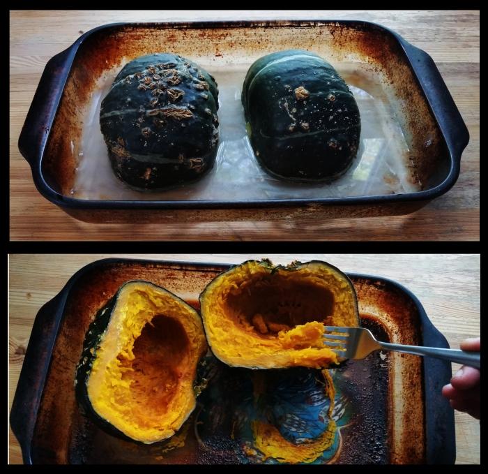 squash baked